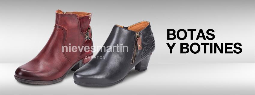 Botas altas y botines para el frío - Blog de Zapatos Nieves Martín 9dcf8f8b7c512