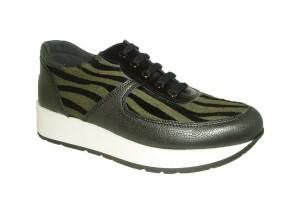 zapato-deportivo-mujer-combina-3pieles-negro-gris-estampado-cebra-piso-bloque-blanco-cordones-doralatina