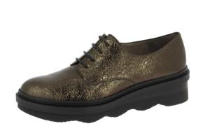 zapato-mujer-cordones-piel-metalic-bronce-piso-caucho-grueso-ondulado-wonders