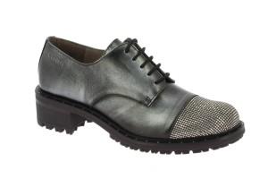 zapato-mujer-piel-asfalto-decorado-strass-puntera-piso-caucho-tacon-cuadrado-ancho-bajo-vira-decorada-puntos-brillantes-cordones-wonders