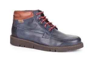 bota-hombre-piel-azul-combinada-cuero-cuello-plana-ajustable-cordones-plantilla-extraible-pikolinos