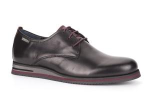 zapato-hombre-piel-negra-combinado-solapa-cordones-garnet-leon-plantilla-extraible-plano-pikolinos